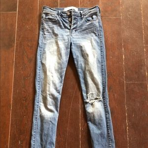 Denim - Abercrombie and Fitch size 2 jeans